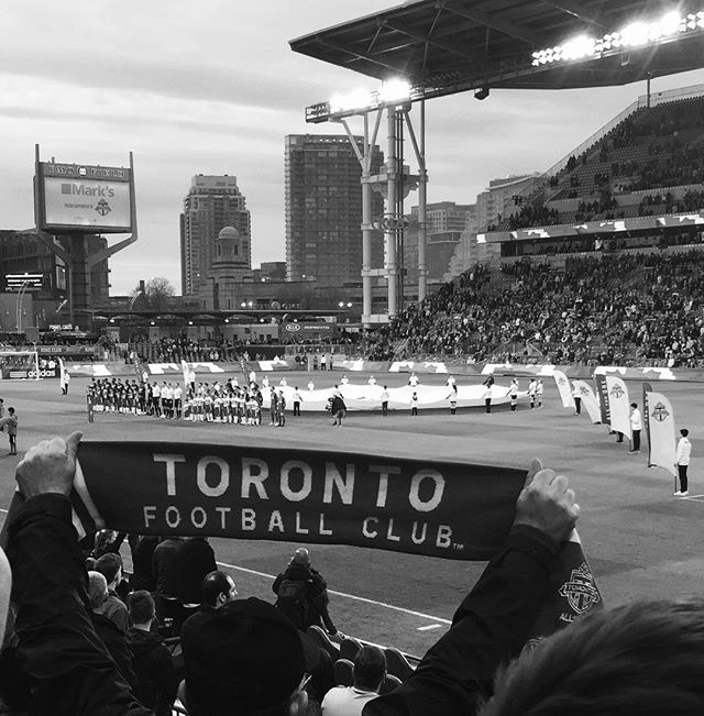 c8fa2fbaf World s watchin .  toronto  tfclive  inariasoccer  SCCL2018